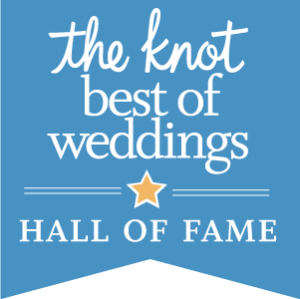 theknot.com Best of Weddings Hall of Fame
