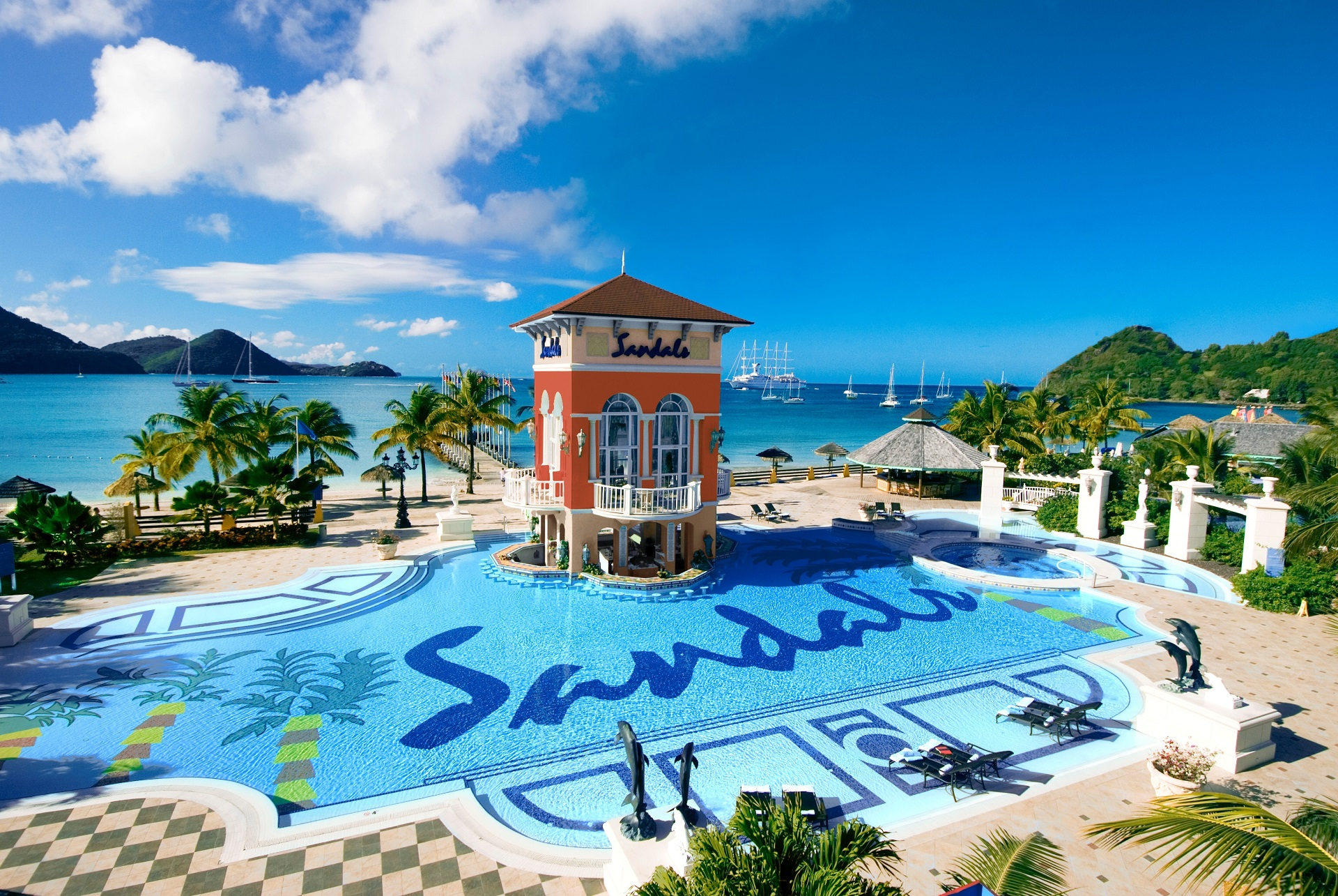 Sandals Resorts  All Inclusive Adult Vacations  Lisa